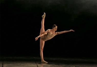 Bailarina de Içara confirmada em Festival Internacional de Dança