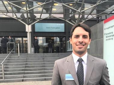 Pesquisas da Satc são apresentadas em Congresso na Alemanha