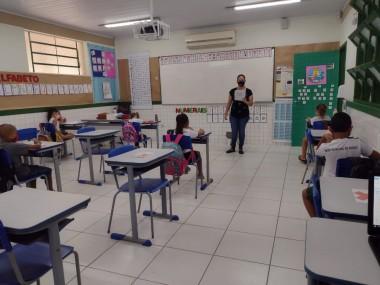 Secretaria da Educação inicia Avaliação Diagnóstica dos alunos em Forquilhinha