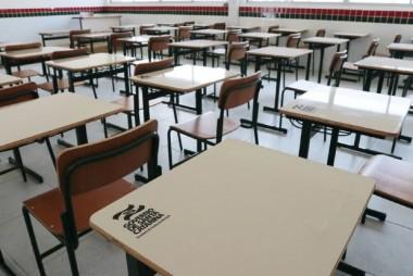 Inscrição para sorteio de vagas em 30 escolas da rede estadual inicia nesta segunda-feira