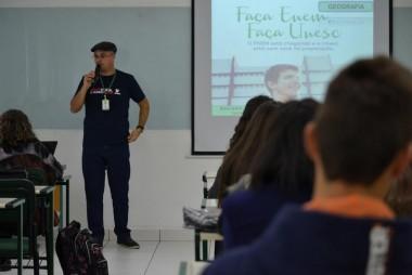 Unesc oferece curso preparatório gratuito para o ENEM 2017
