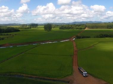Epagri conclui mapeamento da área de arroz em SC por imagens de satélite