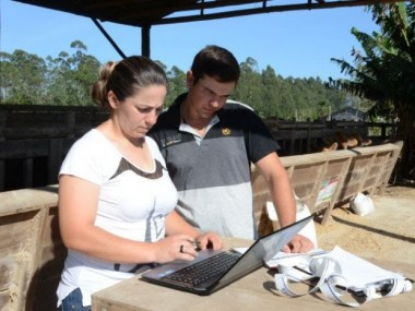 Epagri oferece curso on-line de mídias digitais para jovens rurais e pesqueiros de SC
