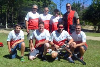 Guerini Team/FME de Içara vence Liga Nacional de Tiro