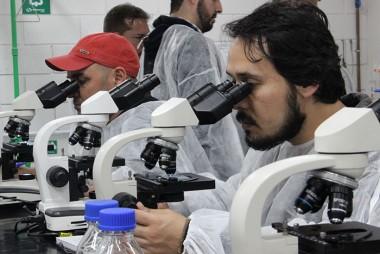 Mais de 200 alunos de cinco países vêm ao Brasil para estudar cerveja