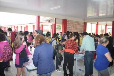 Escola Melchíades Bonifácio Espíndola celebra 63 anos