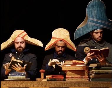 Tendal da Lapa recebe espetáculo inspirado na obra de Ítalo Calvino