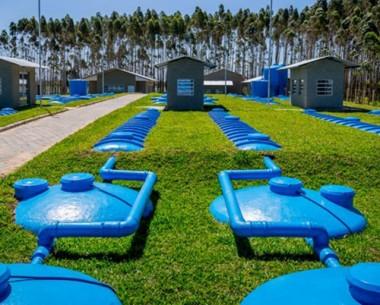 SAMAE de Araranguá já testa Estações de Tratamento de Esgoto
