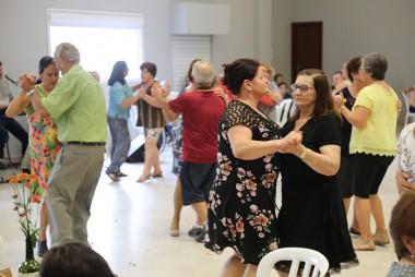 Encontro de Idosos é marcado com alegria em Içara