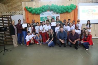 Maria Arlete e Lucia de Luca faturam premio Guardiões do Meio Ambiente