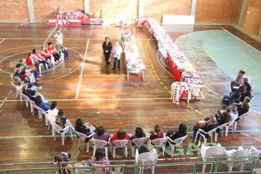 Exposição marca troca de experiências entre Clubes de Mães da Afasc