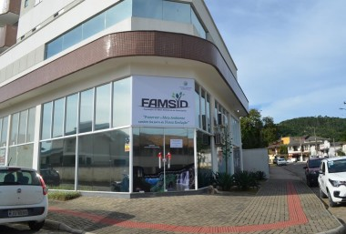 Nova sede da Famsid é inaugurada em Siderópolis