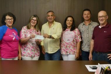Cooperaliança realiza doação para Rede Feminina
