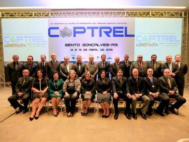 TRE-SC participa de encontro de presidentes em Bento Gonçalves