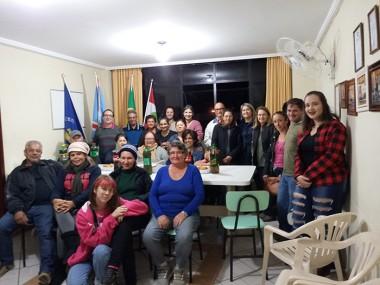 Reunião e comemoração dos 17 anos da Família Feliz