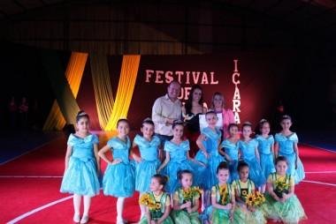 Festival de Dança revela novos talentos nas escolas de Içara