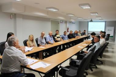 Regional Sul promove primeira reunião do ano com os Sindicatos Patronais