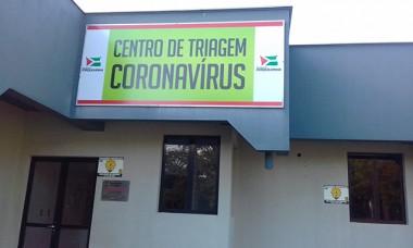 Secretaria de Saúde de Forquilhinha registra o 64º caso de covid-19