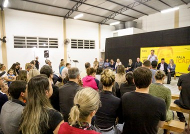 Solicitações e projetos são apresentados no Fala Içara
