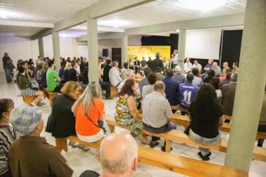 População em diálogo com Governo e entidades no Fala Içara