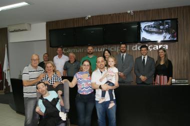 Luiza Lucinda da Rosa e Manoel Mendes homenageados com nomes de ruas