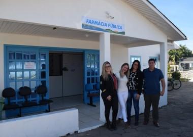 Farmácia básica em Jacinto Machado está em novo local