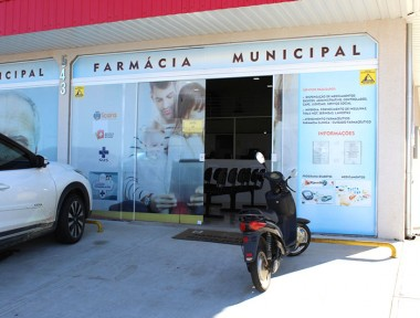 Farmácia Municipal conta com 195 tipos de medicamentos
