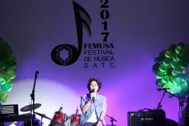 Festival de Música da Satc está com inscrições abertas