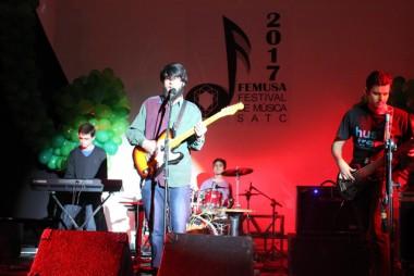 Uma noite para conhecer novos talentos musicais no Femusa