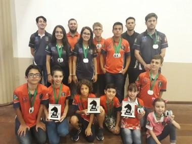 Equipe de xadrez de Içara disputa Festival Nacional Criança