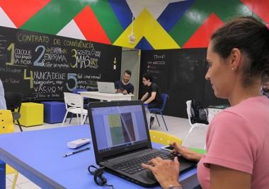 Sustentabilidade e vida acadêmica estão entre os projetos do Cocreation