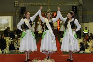 Realeza da XVIII Festa do Vinho é eleita