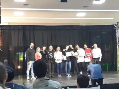 Bailarina içarense é premiada em Festival de Dança de Criciúma