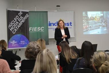 Fiesc promove oficina de Design Thinking em Criciúma