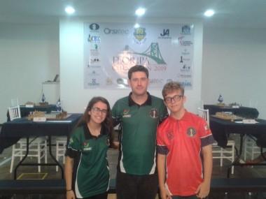 Enxadrista içarense conquista título em Florianópolis