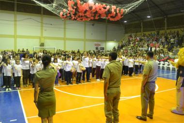 Proerd forma 250 alunos em Urussanga