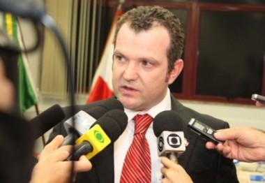 Antonio Gavazzoni deixa a Secretaria da Fazenda de SC