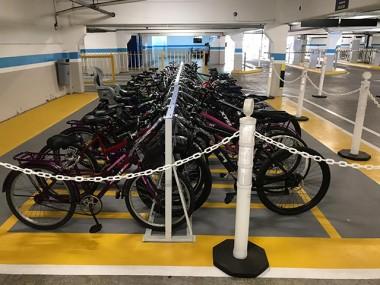 Aumenta o número de pessoas que usam bikes para se deslocar