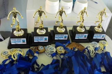 Vencedores do Campeonato de Futebol Society são conhecidos
