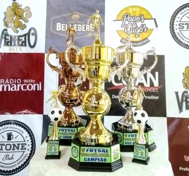 Final do Municipal de Futsal de Urussanga será neste sábado