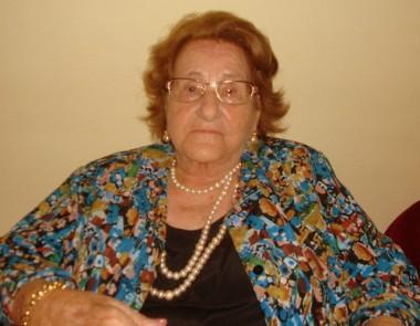 Içara está de luto pela morte de Gilia Rizzieri De Luca, aos 99 anos