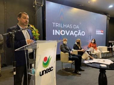 Governador Carlos Moisés destaca inovação catarinense durante Circuito Inova SC