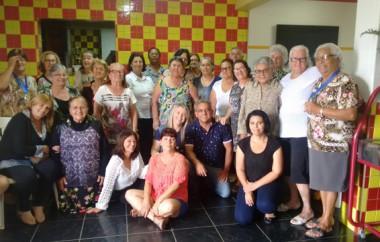 Grupo da Terceira Idade de Aurora realiza festa de encerramento
