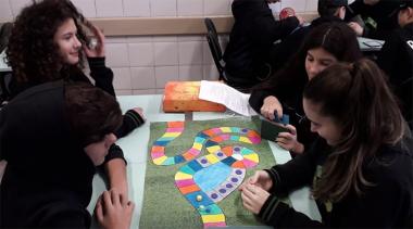 Games sobre ortografia são produzidos por alunos da Satc
