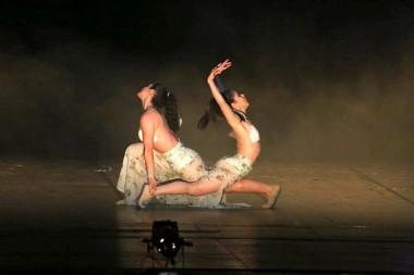 Bailarinos de Içara garantem premiações no Garopaba em Dança