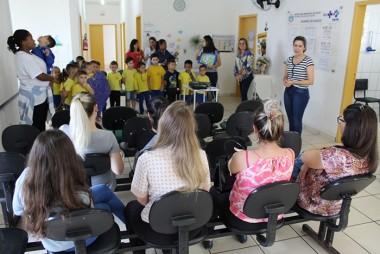 Gestantes contam com grupo de apoio em Içara