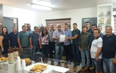 Jacinto Machado tem garantia de nova ambulância