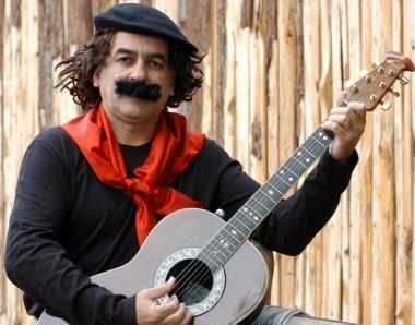 Guri de Uruguaiana faz show em Criciúma