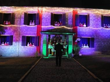 Tradicional chegada do Papai Noel é nesta sexta-feira
