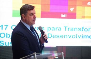 Satc recebe assessor da ONU para discutir Objetivos do Desenvolvimento